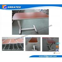 Buy cheap CE and ISO Approved Hospital Furniture , Movable Dining medical overbed table / Tray from wholesalers