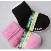Buy cheap Comb Cotton Baby Anti Slip Socks from wholesalers