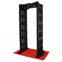 Buy cheap LED Display Walk Through X Ray Machine , Multi Zones Dfmd Metal Detector Security Body Search from wholesalers