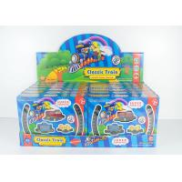 Buy cheap Plastic Children's Play Toys Mini Wind Up Classic Train Set with Railway Track from wholesalers