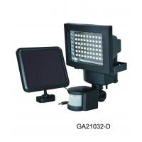 Buy cheap 60 LED Solar motion sensor lighting wall light for outdoor security light from wholesalers