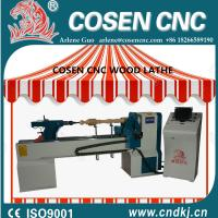 Buy cheap OEM cnc turning lathe machine manufatacturer making the best cnc wood lathe from wholesalers