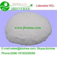 Buy cheap Manufacturer supply:LIDOCAINE HCL, Anesthetic lidocaine powder,99.9% Xylocain,lidocaine hcl /Cas No.73-78-9 from wholesalers