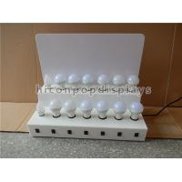Buy cheap Custom Point Of Purchase Merchandising Displays For Bulbs And Acrylic Led Night Light from wholesalers