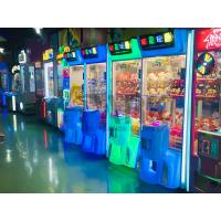 Buy cheap Cute Prize Mini Toy Crane Machine / Candy Crane Machine For Shopping Mall from wholesalers