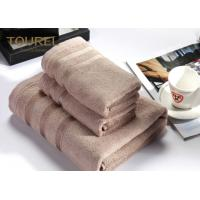 Buy cheap Extra Large Hotel Bath Towels Easy Care Cotton for Maximum Softness and Absorbency - Gray from wholesalers