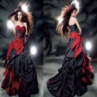 Buy cheap Strapless Bridal Wedding Gown (PF10014) from wholesalers