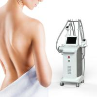 Buy cheap 4 handles lpg m6 cellulite removal weight loss Vacuum  940nm Near-Infrard Laser endermologie treatment machine from wholesalers