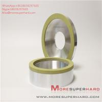 Buy cheap vitrified diamond wheels for MCD tools, milling cutter, reamer, drill and regrinding Alisa@moresuperhard.com from wholesalers
