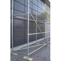 Buy cheap Hot-Dip galvanized Q345 steel ring lock scaffolding from wholesalers