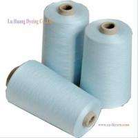 Buy cheap 50%spun silk 50%cotton blended yarn from wholesalers