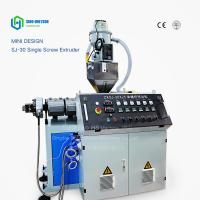 Buy cheap SINO-HS CE ISO High  Performance!  SJ-30 Plastic Extruder Machine from wholesalers