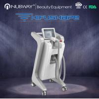 Buy cheap high-efficiency bodyshape ultrasonic vertical HIFUSHAPE treatments stomach liposuction from wholesalers