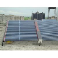 Buy cheap 2012 high pressure preheated solar water heater with copper coil heat exchanger from wholesalers