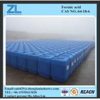 Buy cheap formic acid msds from wholesalers