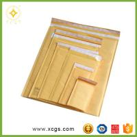 Buy cheap Whole sales Kraft bubble mailer size and printing are customized from wholesalers