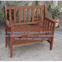 Buy cheap Wooden Raven Storage Bench、Wooden chair, wooden outdoor chairs, wooden double chair from wholesalers