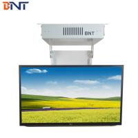 Buy cheap white max 105degree flip angle ceiling flip up tv lift with air vents design suitable for within 55 inch tv TCL-2 from wholesalers