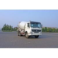 6x4 Concrete Mixer Trucks 8CBM 9CBM 10CBM Capacity (336HP) Sino Truck-HOWO