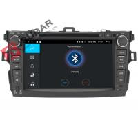 Buy cheap 4G Toyota Corolla Car Gps Navigation System Dvd Player With TPMS OBD Function product