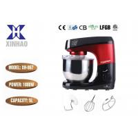 Buy cheap 1000W Table Stand Mixer , 5L Stainless Steel Bowl Cookie Dough Mixer from wholesalers