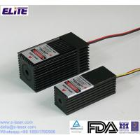 Buy cheap Customized FDA Certify 532nm 200mw DPSS Green Laser Module with TEC Cooler&TTL Modulation from wholesalers