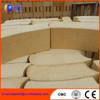 Buy cheap Unshaped High Alumina Refractory Brick / Fireproof Bricks For Hot Blast Stove , Lime Kiln from wholesalers