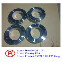 Buy cheap ASTM A182 F55 S32760 1.4501 Zeron 100 WN SO Blind flange forging disc ring from wholesalers