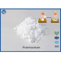 68497 62 1 Pramiracetam Powder White Cystalline Powder SGS Approval