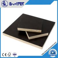 Buy cheap 18mm x 122mm x 244 mm 13 ply film faced plywood / marine construction plywood from wholesalers