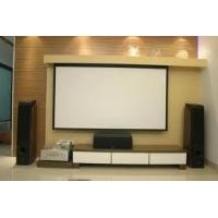 Buy cheap Projection Screen Fabric from wholesalers