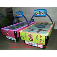 Buy cheap Air Hockey Tablesgame machine For Sale ,Coin Operated,2 Players Speed Hockey Air Hockey Table Redemption Game Machine from wholesalers