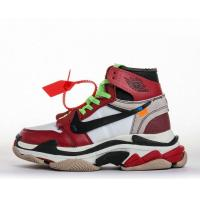 Buy cheap Wholesale Off-White x Nike Air Jordan 1 x Balenciaga Triple S Custom Basketball Shoes & Sneakers for Sale product