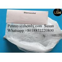 Buy cheap Winstrol Stanozol Oral Anabolic Steroids for Bodybuiding White Powder 10418-03-8 from wholesalers
