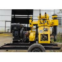 Buy cheap ISO Water Drilling Rig , water well drilling equipment for deep water holes from wholesalers