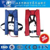 Buy cheap 2015 manufacture Inflatable life jacket from wholesalers