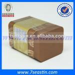 Buy cheap metal food sugar storage tin can airtight tea tin box china supplier from wholesalers