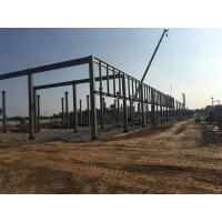 Buy cheap Easy Installation Steel Structure Workshoop Buildings Customized Design product