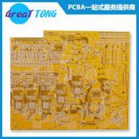 Buy cheap Auto Electrical System PCB Fabrication/ FR4 2Layers from wholesalers