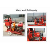 Buy cheap High Speed Core Drill Rig 100-180m Drilling Depth With Hydraulic Feeding from wholesalers