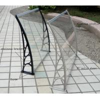 Buy cheap DIY Soil Polycarbonate Window Awining Canopies from wholesalers