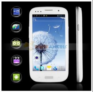 China Samsung S3, 4.8 smart phone,  on sale