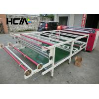 Buy cheap 220V 380V Roller Sublimation Printing Machine Low Electricity For Flag Printing from wholesalers