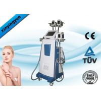 Buy cheap Non - Invasive 4 Handles Cryolipolysis Body Sculpting Machines 800w from wholesalers