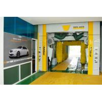 Buy cheap Automatic Car Wash Equipment For Saloon Car / Jeep / Mini Microbus / Taxi And Box Type Vehicle Under 2.1m from wholesalers