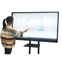 Buy cheap 10 Point Touch Screen Interactive Whiteboard With Teaching Software High Compatibility from wholesalers