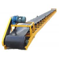 Buy cheap Belt Conveyor For Ball Mill Machine , AAC Block Raw Material Machine product
