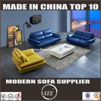 Buy cheap 2017 Contemporary Modern Living Room Sofa With Pure Leather for home furniture(LZ020) from wholesalers