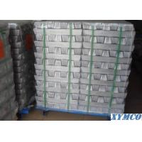 Buy cheap Non-toxic material Cast Magnesium Alloy Ingot EQ21A WE54 ZE41 ASTM standard for Armored vehicles from wholesalers