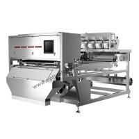 China Belt Type Shrimp Sorting Machine With High Definition CCD Image Sensor on sale